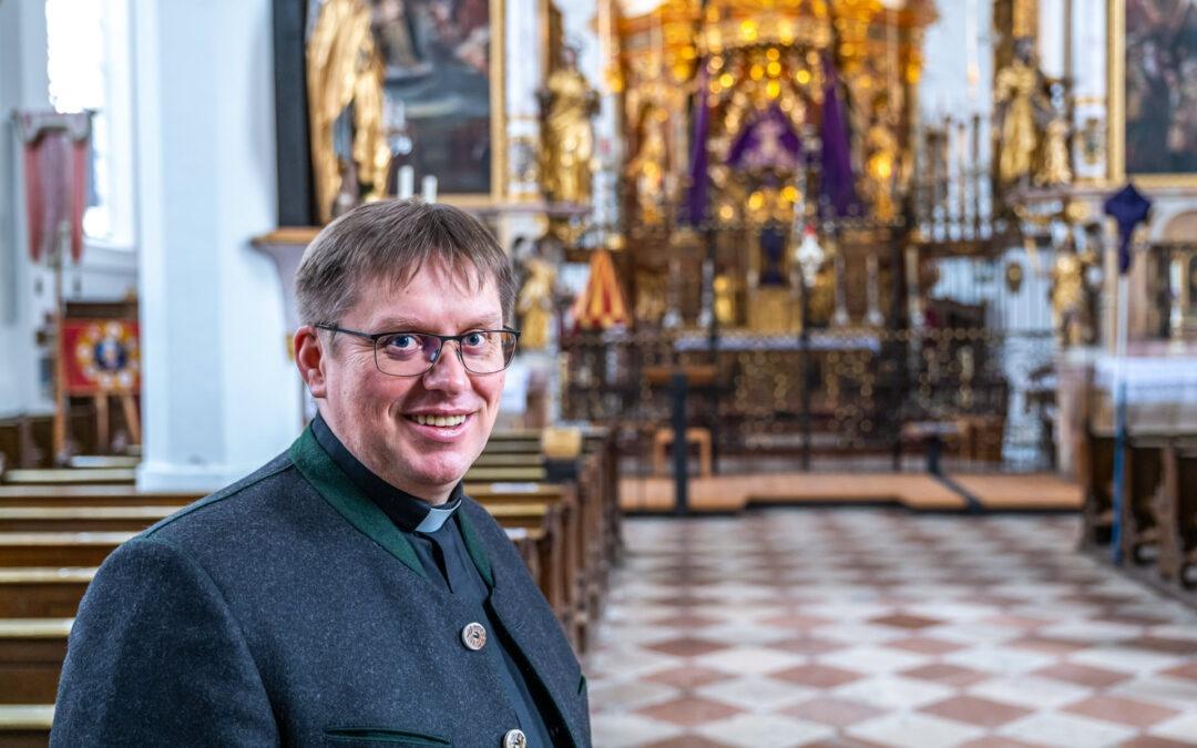 Wallfahrt in Tuntenhausen: neuer Priester und weniger Pilger durch Corona