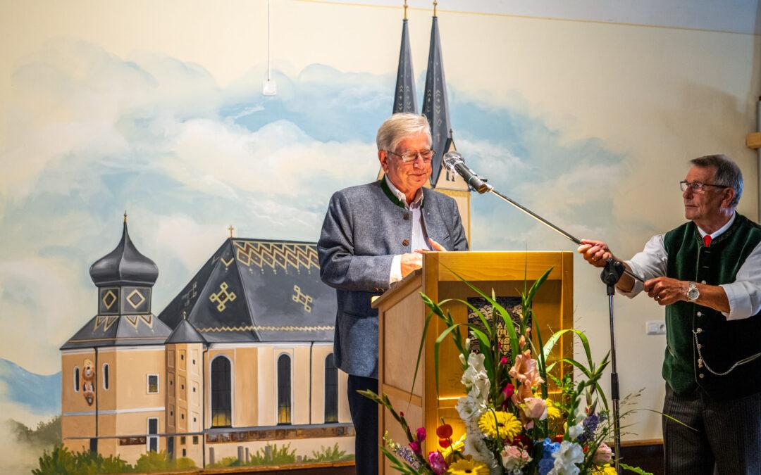 Ansprache von Dr. Thomas Goppel bei der Herbstwallfahrt 2021